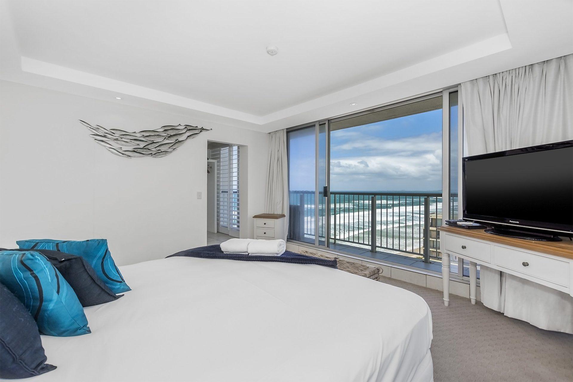 Golden Sands on the Beach bedroom