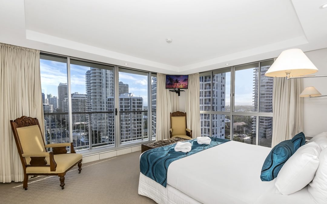 Weekend Break from Just $165 a Night! Beachfront Gold Coast Apartments
