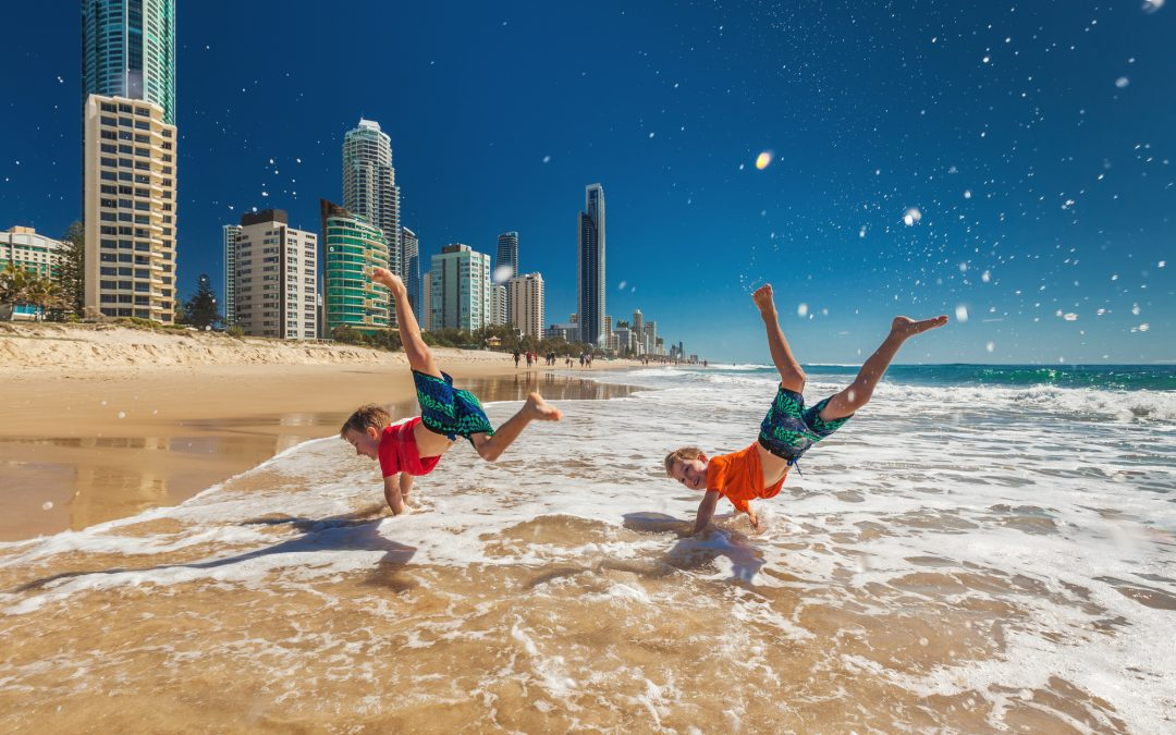Gold Coast in Spring – Everything You Can Enjoy with Golden Sands