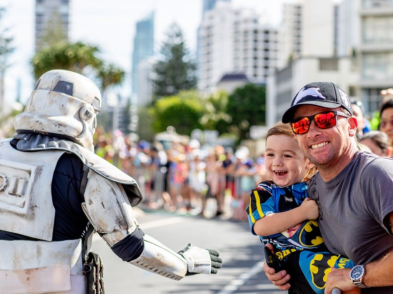 FREE Autumn 2020 Events for Families Near Main Beach Surfers Paradise