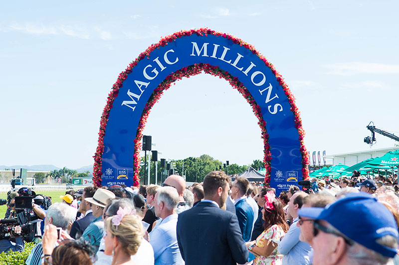 Kickstart the New Year at Magic Millions 2021 Carnival | Golden Sands