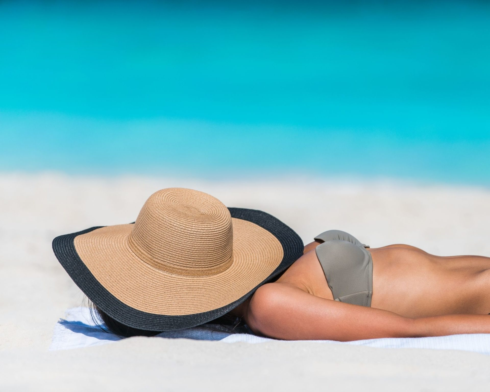golden sands on the beach - sleep in on sundays